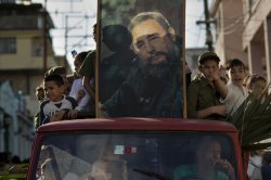 Fidel Castro Backs Thaw in U.S.-Cuba Relations in Letter to State Media