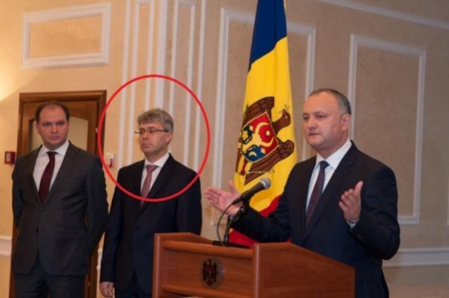 Dodon Ally Becomes Moldova's New Anti-Graft Chief