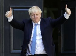 Prime Minister Boris Johnson tests positive