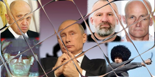 Putin Chef's Kisses of Death: Russia's Shadow Army's State-Run Structure Exposed (bellingcat.com)