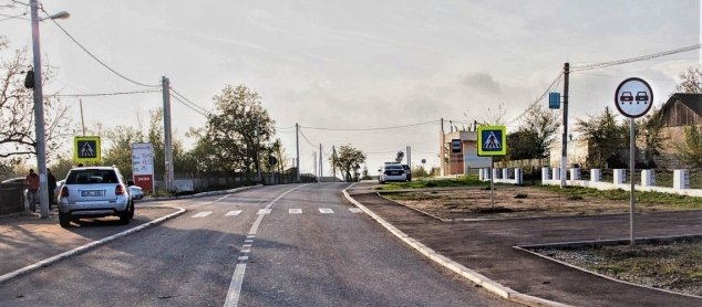 Local roads bring greater connectivity and support to rural communities in Moldova