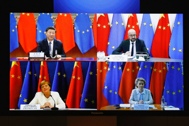 Baltic states warn EU on China and Russia espionage